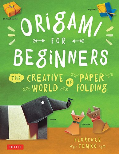 1 Origami For Beginners The Creative World Of Paper Folding