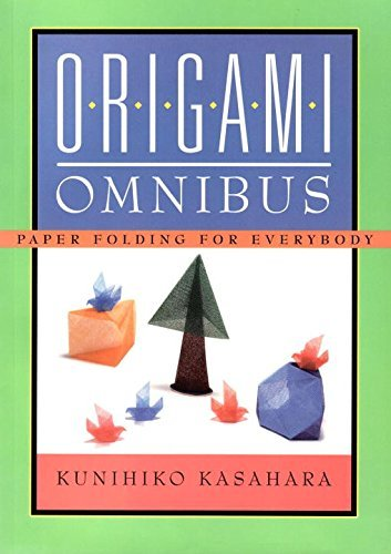 Origami Omnibus Is Arguably One Of The Top Classic Books Ever Published For Beginners According To My School Teacher