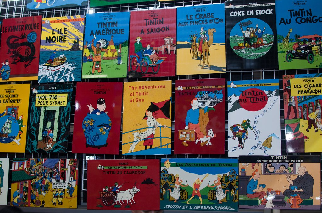 10 Best Tintin Comic Books Everyone Should Read Nezobooks